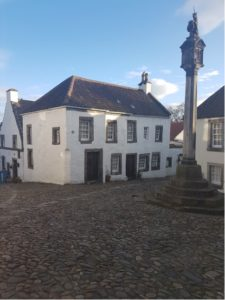 Culross Market Square